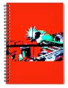 Key Note Spiral Notebook