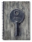 Key To... Spiral Notebook