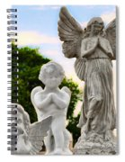 Key West Angels Spiral Notebook