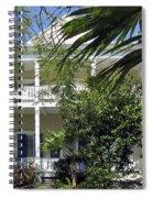Key West House Spiral Notebook
