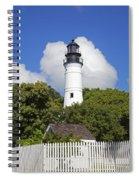 Key West Lighthouse Spiral Notebook