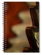 Key West Lighthouse Lens Spiral Notebook