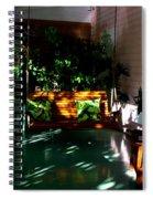 Key West Porch Spiral Notebook