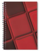 Keyboard Exposure Spiral Notebook
