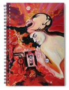 Keyhole Spiral Notebook