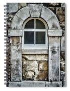 Keystone Window Spiral Notebook