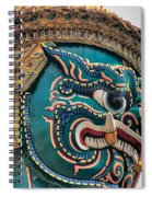 Khmer Guard Spiral Notebook