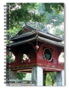 Khue Van Cac Gate Spiral Notebook