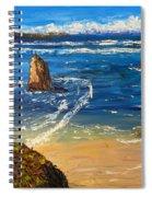 Kiama Beach Spiral Notebook