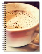 Kick Starter Spiral Notebook
