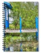 Kickin It In Rural Missouri Spiral Notebook