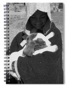 Kid Hug Spiral Notebook