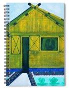 Kiddie House Spiral Notebook
