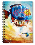 Kiddography Cover By Tom Kidd Spiral Notebook