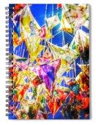 Kids Art Work Spiral Notebook