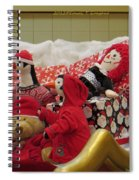 Kids Celebrations Spiral Notebook