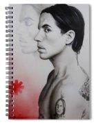 Kiedis Apache Soul Spiral Notebook