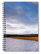 Kielder Dam Spiral Notebook