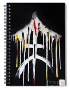 Kiiroi Ame No Fuyu Spiral Notebook