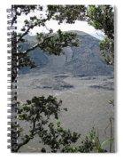 Kilauea Iki Crater - Big Island Spiral Notebook