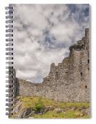 Kilchurn Castle 02 Spiral Notebook