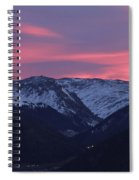 Killian's Sunrise Spiral Notebook
