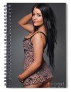 Kimberley9 Spiral Notebook