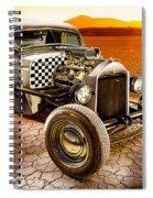 Millers Chop Shop 1946 Chevy Truck Spiral Notebook