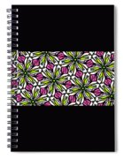 Kind Of Cali-lily Spiral Notebook