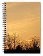 Kindle Of Life  Spiral Notebook