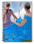 Kinetics  Spiral Notebook