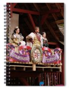 King And Company Spiral Notebook