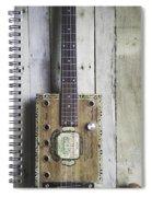 King B Spiral Notebook