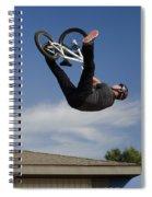 King Bmx 1 Spiral Notebook