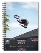 King Bmx 3 Spiral Notebook