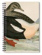 King Duck Spiral Notebook