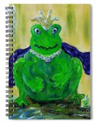 King For A Day Spiral Notebook