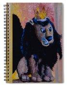 King Moonracer Spiral Notebook