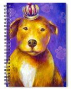 King Of Hearts 2 Spiral Notebook