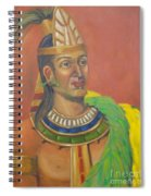 King Topiltzin Spiral Notebook