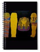 King Tut Spiral Notebook