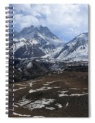 Kingdom Of Mustang - Nepal Spiral Notebook