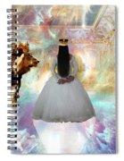Kingdom Seer  Spiral Notebook