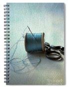 Kingfisher Blue Spiral Notebook