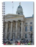 Kings Court Spiral Notebook