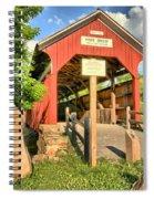 Kings Covered Bridge Spiral Notebook