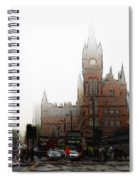 Kings Cross Spiral Notebook