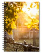Kings Of The Backyard Jungle Spiral Notebook
