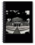 Kinnick Stadium Spiral Notebook