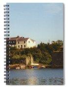 Kinsale Waterfront Spiral Notebook